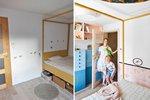 Splněný sen! Dámská ložnice jako bonboniéra, v níž se nechrápe a nepípají sms
