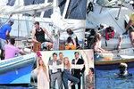 Mamma Mia! natáčí v české vile: Čeká se na příjezd Brosnana a Streep! Jenže...