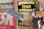 Superhra Blesku je zpátky: Trhni a vyhraj! Denně až 100 tisíc na ruku