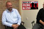 Terapeut Bartošek ve Sněmovně diagnostikoval kolegy. Vůli mu oslabil doutník