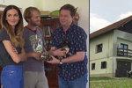 Rybář Vágner ukázal své bydlení s Bučkovou: Spokojený s ním ale není!