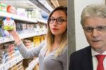 Ceny másla šponují také obchodníci, říká expert TOP 09. Na straně EU vina není