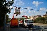 Pražským trolejbusům už staví vedení: První vyjedou ještě na podzim, po 45 letech