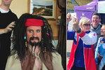 """Pro voliče cokoliv: Z Čunka je pirát z Karibiku, Babiše """"seřezala malá holka"""""""