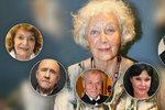 Vzpomínky kolegů na Květu Fialovou: Byla bezelstnou ženou bez masky!