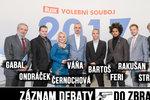 Debata o teroru a bezpečí v Česku: Chodí politici v noci ozbrojení? A kdo by zavedl vojnu?