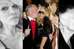 Polonahá Pamela pláče pro Hefnera: Erotické sbohem v krajkové košilce