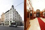 Secesní perlu v Praze vymlátili komunisté: V hotelu Palace bydleli Morricone i Tarantino