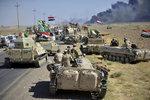 Iráčané dobyli baštu ISIS. Islamisty vytlačili už jen do pásu kolem Sýrie