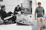 Křeslo i člun JFK mají nového majitele. V New Yorku dražili Kennedyho věci