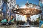 Podívejte se na opuštěný zábavní park, který zničil hurikán Katrina: Poznáte, jaké známé filmy se tu natáčely?