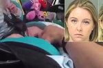 Matky se předávkovaly heroinem, zatímco jim v autě plakala miminka
