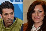 Alena Šeredová vyvrátila zprávy o rozvodu s Buffonem i vlastní zásnuby