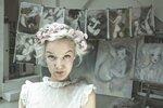 Nekonformní umělkyně Léna Brauner chystá třídenní prodejní výstavu
