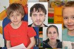 """""""To jsou moje děti a já je nedám!"""" vykřikoval otec unesených dětí: Už téměř dva týdny je nikdo neviděl"""