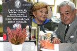 Našli hrob Josefa Vinkláře (†76): Po 10 letech prozradila místo exmanželka!