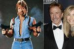 Drsňák Chuck Norris (77) prožívá nejhorší dny života: Otrávili mi manželku!