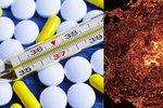 Chřipka zabíjela na Jihlavsku. Starší ženě selhaly orgány