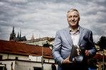 Kandidát na prezidenta Mirek Topolánek: Do voleb jde s cukrovkou i penězi od Langera