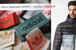 Boty za tisícovku prodávali za 40 korun: Adidas si na e-shopu spletl eura a koruny