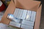 Na letišti v Praze zadrželi dvě tuny padělaných kondomů. Na trhu by stály 7 milionů
