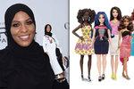 Panenka Barbie navlékla poprvé hidžáb. Zahalila se po vzoru slavné šermířky