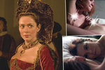 Hvězda filmu Bathory Anna Friel: Předvedla odvážnou lesbickou scénu!