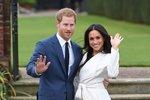 Snoubenka prince Harryho: Kvůli svatbě se Meghan nechala pokřtít!