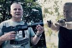 10 podezřelých důkazů z rekonstrukce Kajínkových vražd: Otisky, nedopalky, očití svědci