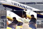 Odpálím bombu, vyhrožoval Slovák v letadle Ryanair. Letělo z Bratislavy do Londýna