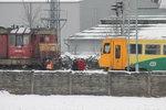 Na Zlínsku se srazily vlaky: Tři lidé utrpěli zranění, škoda je 2 miliony korun