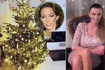 Nedočkavé celebrity: Podívejte se, kdo už má nazdobený stromeček!
