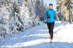 Běháte v zimě? Posílíte tělo, ale musí se to umět! 5 tipů, které vám pomohou