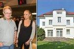 Režisér Jiří Adamec s manželkou Janou: Přijdou o vilu za 100 milionů! Už toho bylo moc