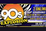 90s Explosion Festival: Největší hvězdy devadesátek míří na pražské Výstaviště