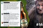 Pivovar Bernard se navezl do hnutí #MeToo. Zesměšňuje sexuální násilí, říká expertka