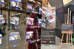 Na Masarykově nádraží to zkouší s »máslomatem«: Pochoutku za 15 korun vydává jen chytrým mobilům