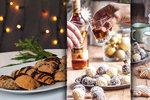 Vánoce vám »hoří« pod rukama? 4 recepty na  cukroví, které zvládnete rychle a ještě s ním oslníte