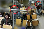 Pěstí a pak lahví do hlavy: Namachrovaného šílence v Ostravě zastavila až cestující s pistolí!