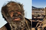 Nejšpinavější muž světa se už přes 60 let nekoupal! Kvůli slávě trpí