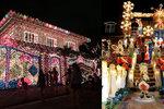 Nejšílenější vánoční dekorace: Tyto sváteční nadšence byste za sousedy nechtěli!