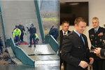 Policisté dostali ocenění za záchranu životů: Po pádu trojské lávky z ledové vody vytahovali zraněné
