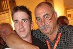Andy Hryc už 9 let neslaví Vánoce! Tři dny před svátky se mu zabil syn