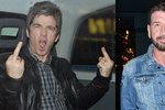 Arogance a urážky: Noel Gallagher si zase pustil pusu na špacír