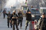 Exploze u sídla tajných služeb: Sebevrah zabil nejméně 10 lidí