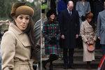 Veselé Vánoce s královnou Alžbětou: Meghan dělala pukrle a vyplazovala jazyk!