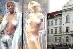 "Malba, keramika i trocha erotiky: Galerie 9 vystavuje ""Zbraslavský salon 2017"""