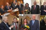 """Zeman jde orodovat za Babiše. Ve Sněmovně perlil i o """"přeříznutí aktivistek"""""""
