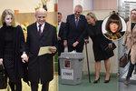 Módní policie z prezidentských voleb: Zatěžkávací zkouška u uren