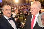 Zemana peskuje Schwarzenberg i Drahoš: Chce povinné volby, svůj zadek ale nezvedne